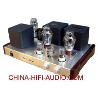 Buy cheap Music Angel tube amp Music Angel Class A Single-end 300B tube Integrated Amp XD850III from wholesalers