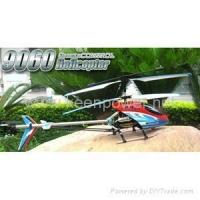 Quality RC Helicopter NEW 3-Channels Double Horse 9060 Electric RC Helicopter RTF w/ LED LIGHTS BALANC for sale