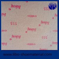 China insole board Product name:1.25mm waterproof cellulose insole sheet on sale