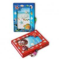 Buy cheap Polyresin Solar Lamp Notebook from wholesalers