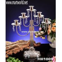 Quality mutiple arms elegant party candle holder centerpiece decoration for sale