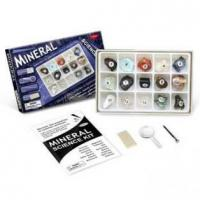 Quality Set of 15, Mineral Science kit, part 3. for sale