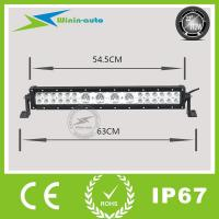 Quality New arrival 24.5 inch 112W led light bar spot flood combo beam 10080 Lumens WI9222-112 for sale