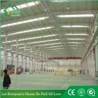 Buy cheap Anti-earthquake prefabricated Heavy Steel Structure from wholesalers