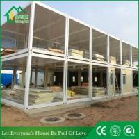 Buy cheap 20ft prefabricated container house for living from wholesalers
