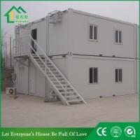 Buy cheap Prefabricated container building for refugee with CE from wholesalers