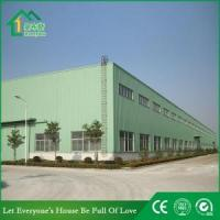 Buy cheap Equipped with Louver/ Typhoon Steel Structure from wholesalers