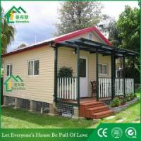 Buy cheap Earthquake Proof Prefab Villa House from wholesalers