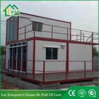 Buy cheap China moden container house for living from wholesalers