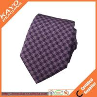 Quality Wholesale cheap printed logo ties for sale