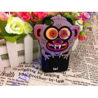 Quality 3D Monster Animal Sharp Tooth Monkey Phone covers for sale