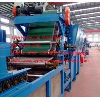 Quality Rubber Sheet Cooling Machine/Rubber Batch off Cooler for sale