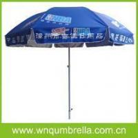 China For hotel beach resort sun protection garden parasol on sale