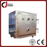 China industrial vacuum tray dryer price on sale
