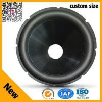 China Alibaba Wholesale Special Glass-fibre Speaker Cone on sale