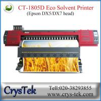 Quality CRYSTEK CT-RT180 eco solvent printer for sale