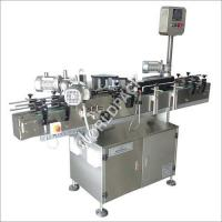 Buy cheap Stepper Wrapround PLC Touch Screen Labeling Machine from wholesalers
