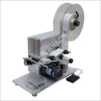 Buy cheap Semi Automatic Labelling Machine from wholesalers