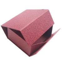 Buy cheap collapsible box from wholesalers