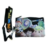 Quality isney TOY STORY Lanyard with Pouch Fastpass Tickets black Holder for sale