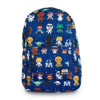 Quality STAR WARS Loungefly x Star Wars Multi Baby Characters Backpack for sale
