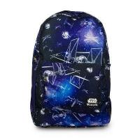 Quality STAR WARS Loungefly x Star Wars Ship and Galaxy Backpack for sale