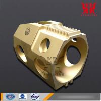 Buy cheap Precision grinder machining -brass phosphor copper Beryllium copper Parts machining from wholesalers