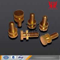 Buy cheap Lathe machining ball - Copper wiring column from wholesalers
