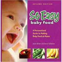 Quality Baby Health So Easy Baby Food - Cook Book for sale