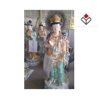 Quality Religious Colored Sculptures for sale