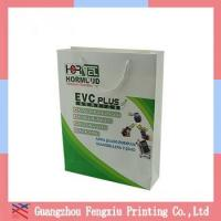 Quality Full Color Printed Promotional Where To Buy Paper Bags for sale