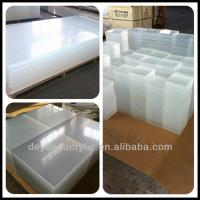 China Clear ACRYLIC SHEETS  Clear  Acrylic Sheets from DEYUAN ACRYLIC on sale