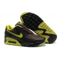 China Buy Online Air Max 90 Hyperfuse Prm Mens Shoes Shopping Brown Yellow on sale