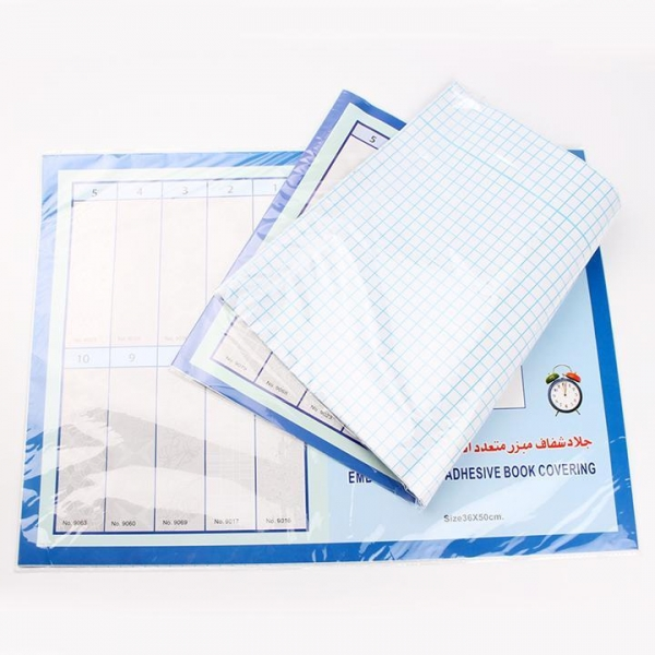 Adhesive Book Cover Paper : Clear pvc cpp self adhesive book cover sheet for sale