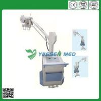 Quality YSX50M Cable and remote wireless radiography control medical mobile x ray machine for sale