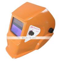 Quality Auto Darkening Solar Welding Helmet Arc &Carbon dioxide gas welding Helmet for sale