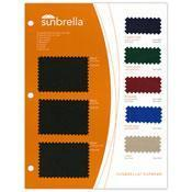 Buy cheap Sunbrella Supreme Sample Color Card from wholesalers