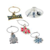 Buy cheap Featured Products Custom Wine Glass Charm from wholesalers