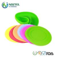 silicone pet frisbee NT-PF022