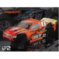 China 1/10 MT2 175mm RC Truck Transparent Body on sale