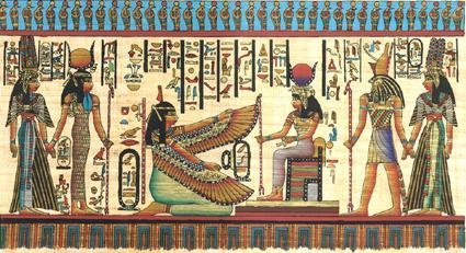 Buy Papyrus Egyptian Papyrus Paintings at wholesale prices
