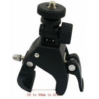Buy cheap Car Charger Motorcycle Bicycle Handlebar Camera Mount from wholesalers