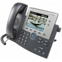 Quality Cisco 7945 VoIP Phone (CP-7945G) - Two Lines - Color LCD Display7945GCH1-N for sale