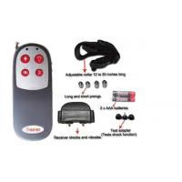 Quality E628B Remote Vibrancy and Shock Dog training collars for sale