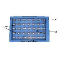 Product ID: 24O VOLT 35 UNIT CHARGING RACK FOR KC3E CAP LAMPS CB35E
