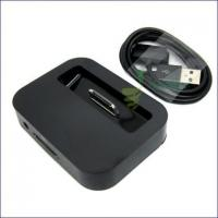 China Wholesale 10 pcs X For Apple iPod Nano 6th Gen Dock Hotsync Charger Cradle + USB cable Cord Black on sale