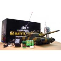 Quality 1/24 DEFENSE FORCE TYPE 90 Radio Remote-Control R/C Airsoft Battle Tank for sale