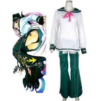 China Air Gear Cosplay Simca Unicform Cloth Simca Cravat Cosplay Cotume on sale