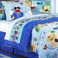 China Shiver Me Timbers Pirate Full Bedbox on sale