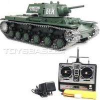China The Airsoft Russian KV-1's Ehkranami Metal Pro 1:16 Electric RTR RC Tank 3878-1 on sale